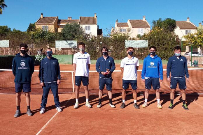 L'equip Absolut Masculí del Monterols es proclama sots- campió d'Espanya per equips