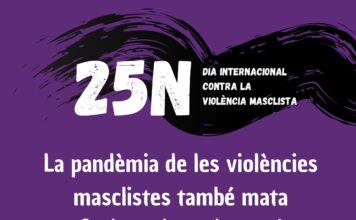 Els col·lectius feministes del Camp de Tarragona programen un 25N marcat per la pandèmia