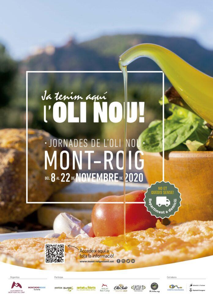Arrenquen les primeres Jornades de l'Oli Nou de Mont-roig del Camp