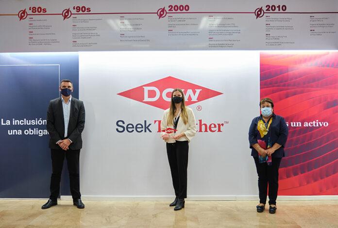 Belen Anton Meury és guardonada amb el Premi Dow 2020