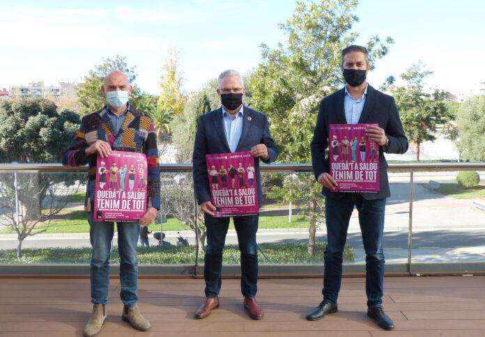 Salou presenta la campanya 'Queda't a Salou, tenim de tot', per fomentar l'activitat comercial nadalenca