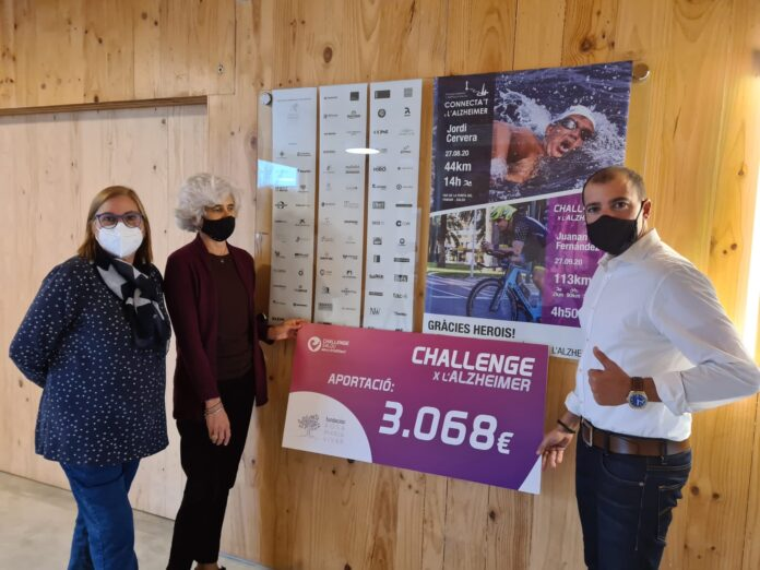 Challenge x l'Alzheimer