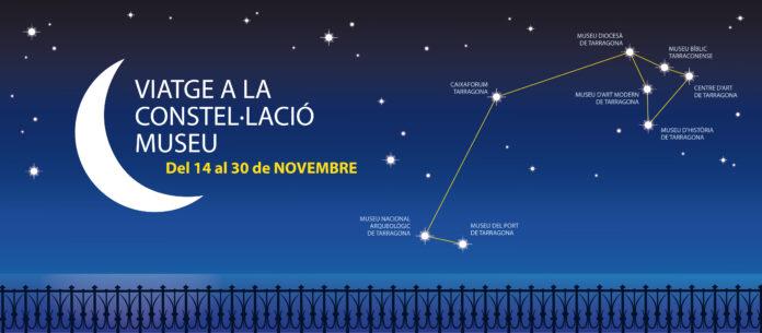 8 museus de Tarragona participen a l'itinerari virtual 'Viatge a la constel·lació museu', per la Nit dels Museus