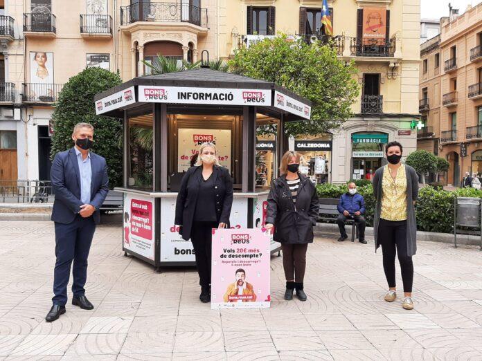 Segona fase de la campanya Bons Reus amb la incorporació del sector de l'alimentació