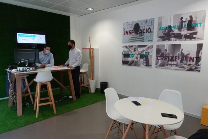 15 projectes accedeixen a la incubadora TIC Sensor