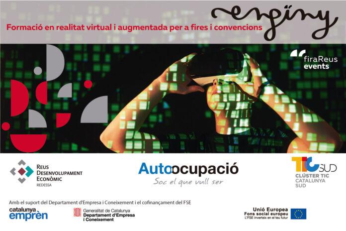 Redessa i la Fundació Autoocupació cercaran solucions de realitat virtual i augmentada per al turisme de negoci