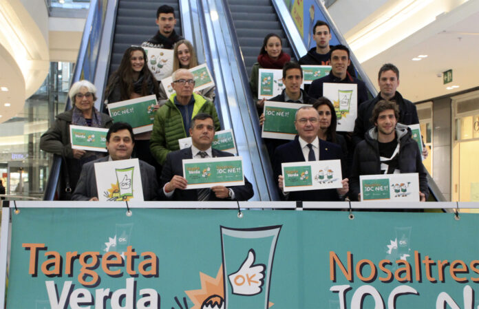 El Consell Esportiu del Baix Camp guanya el Premi de Civisme a l'Esport 2020, amb el programa de La Targeta Verda