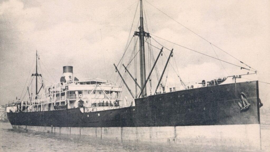 Vaixell de l'època (Signada: CCMA)