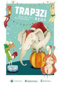 Trapezi 2020 es reinventa amb Trapezi a les escoles i Trapezi per Nadal