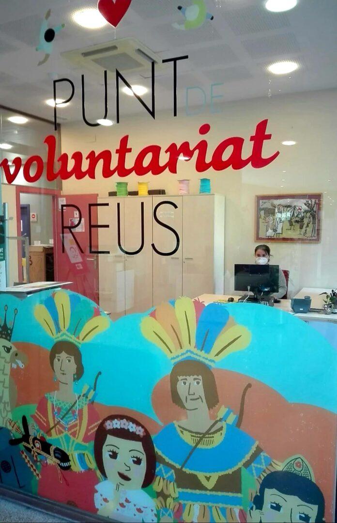 El voluntariat incrementa amb la gent jove a Reus