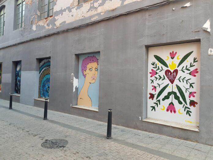 Nova mostra d'artistes a l'Street Gallery del Vapor Vell