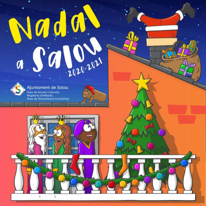 Inscripcions obertes per poder gaudir del Pare Noel, el Tió i els Reis Mags a la Masia Catalana de Salou