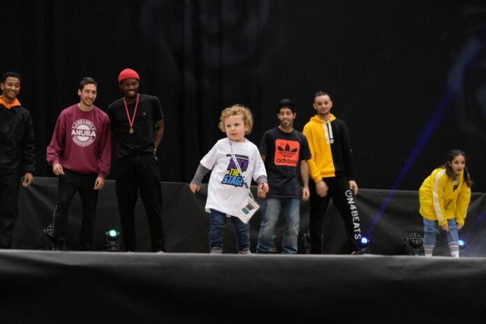 Tot a punt per a la final del Campionat de HIP Hop i Danses Urbanes Ciutat de Reus - Rock the Stage 2020