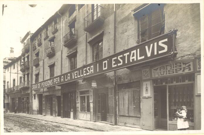 CaixaBank celebra el centenari de la seva presència a Valls