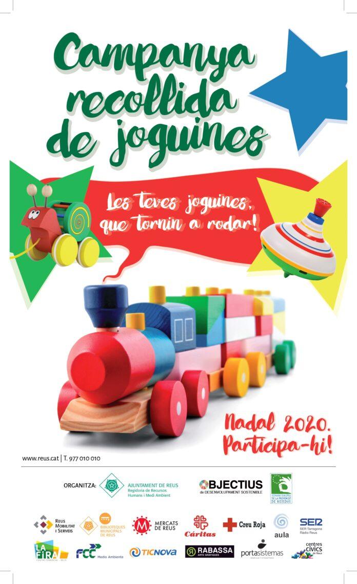 Recollida de joguines fins al 15 de desembre