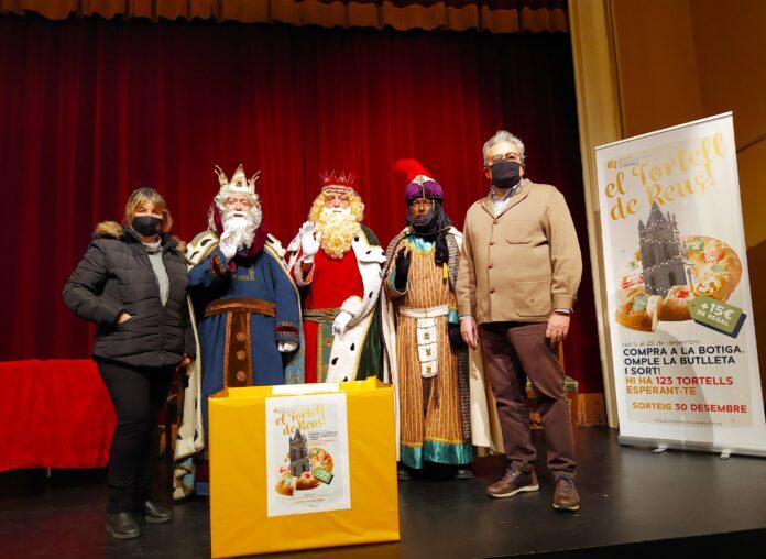 La Unió de Botiguers de Reus regala un centenar de tortells i 2000€ en premis directes