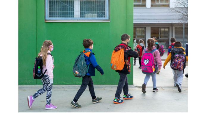 La preinscripció per al proper curs serà del 15 al 24 de març de 2021 al segon cicle d'infantil i primària, i del 17 al 24 de març a l'ESO