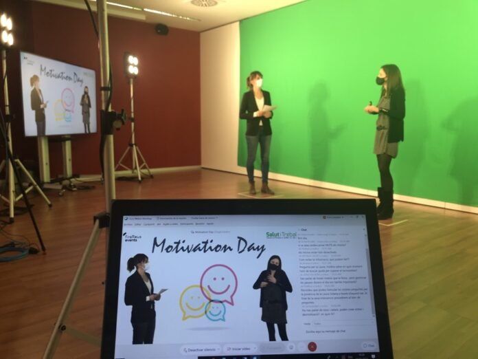 150 professionals participen en el primer Motivation Day online de firaReus