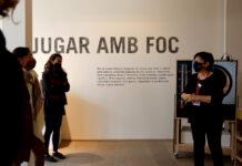 El Museu de la Vida Rural prorroga l'exposició temporal Jugar amb foc fins a Sant Joan