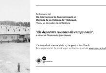 L'Arxiu Municipal organitza una xerrada sobre els deportats reusencs als camps nazis