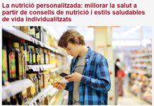 L'Escola Oberta de Salut organitza una jornada sobre nutrició personalitzada
