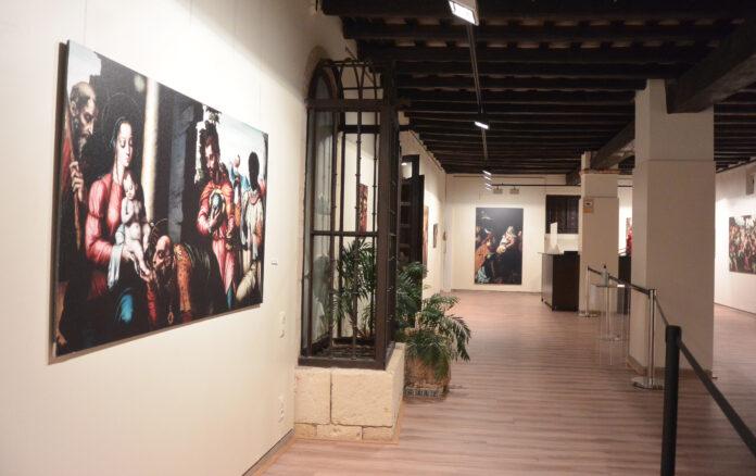 Salou acull una exposició nadalenca amb facsímils d'obres del Museo del Prado sobre l'adoració al nen Jesús