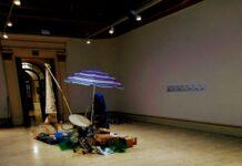 """Inaugució de l'exposició """"Atlantis"""" de Nathalie Rey i Enric Maurí"""