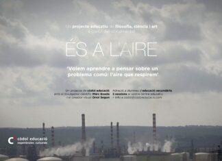 """El projecte educatiu """"És a l'aire"""" desperta un gran interès entre els docents del Camp de Tarragona"""