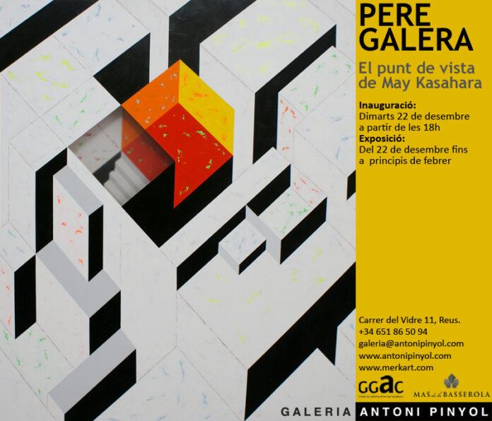 'El punt de vista de May Kasahara' de Pere Galera