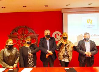 La Unió de Botiguers de Reus trasllada la seva seu a la Cambra de Comerç de Reus