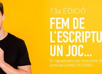 Més de 2.000 alumnes ja participen en el concurs AMIC-Ficcions