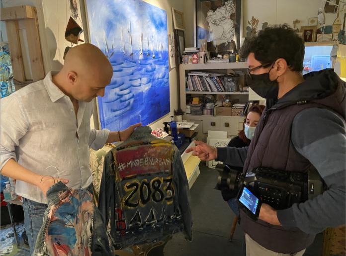 Marc C. Griso finalitza el rodatge del videoclip '2083' amb Tarragona, Cambrils i Reus com a principals localitzacions