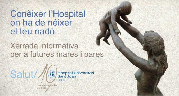 L'Hospital reprèn les xerrades informatives adreçades a futures mares i pares