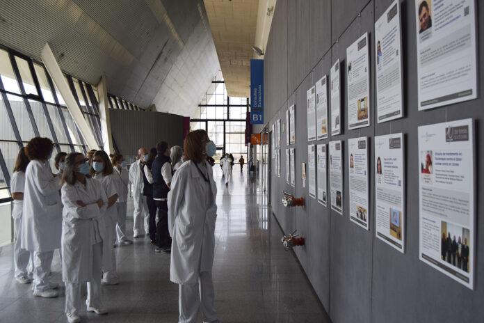 """""""10 anys de tesis doctorals"""", una mostra de les més de 40 tesis doctorals llegides al nou Hospital Sant Joan"""