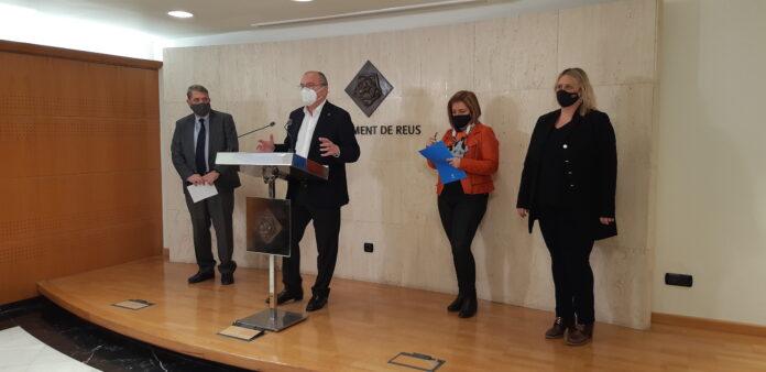 L'Ajuntament de Reus aprovarà noves mesures fiscals per a la reactivació econòmica