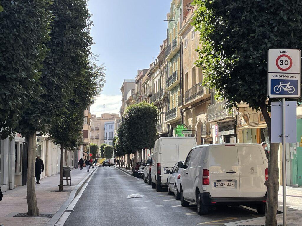 La ciutat es modernitza