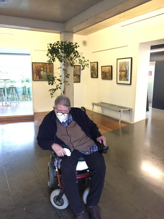 El Centre Cívic Llevant acull una exposició de l'aquarel·lista reusenc Ramon Juncosa