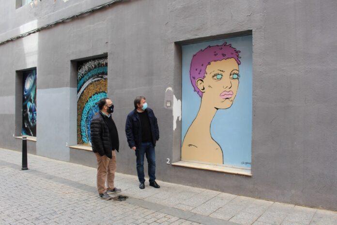 Joventut Reus obre una nova convocatòria del Concurs de pintades horitzontals