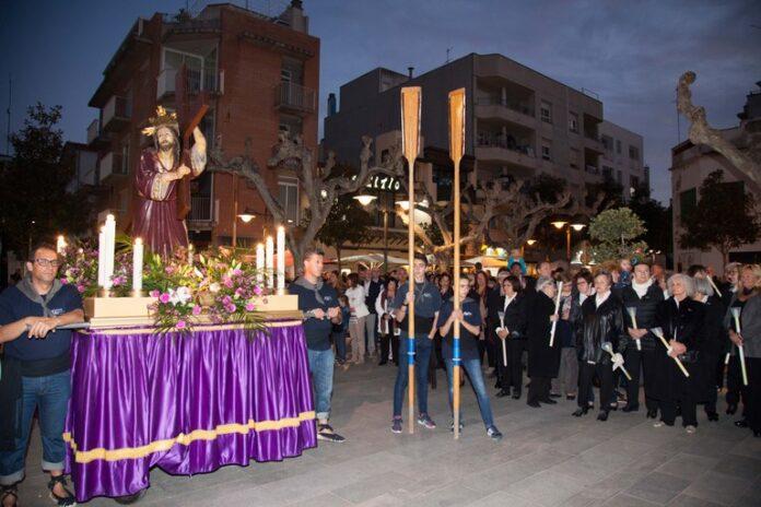 pandèmia obliga a cancel·lar les processons i via crucis de la Setmana Santa de Cambril