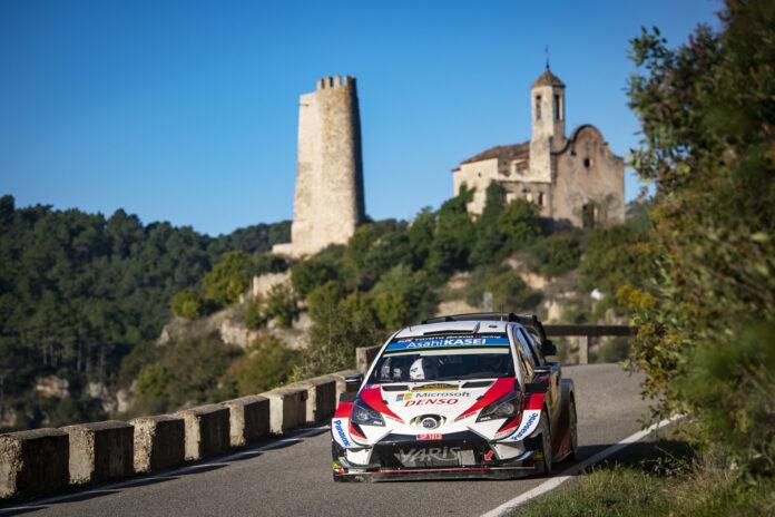 La 56a edició del RallyRACC se celebrarà a Salou i la Costa Daurada