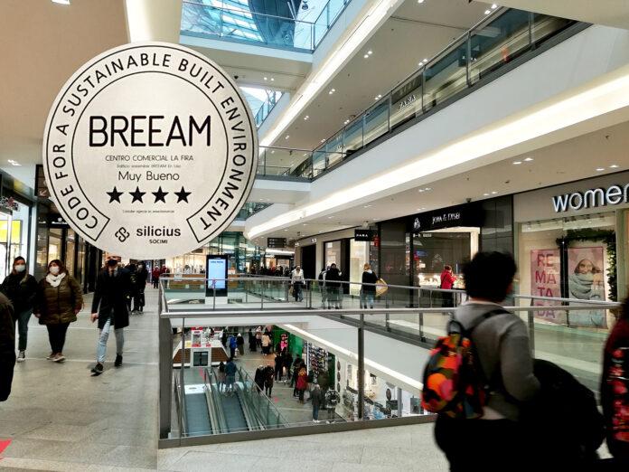 La Fira Centre Comercial obté el certificat Breeam® ES EN USO per les millores en l'àmbit de la sostenibilitat