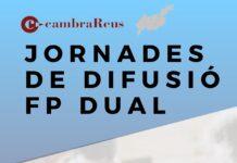 La Cambra de Reus acull les Jornades de Difusió de la FP Dual