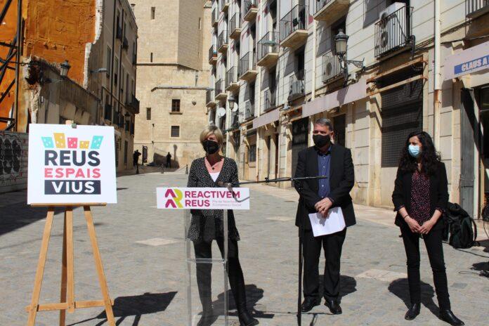 Neix el projecte Reus Espais Vius per dinamitzar l'eix comercial dels ravals de Robuster i de Sant Pere