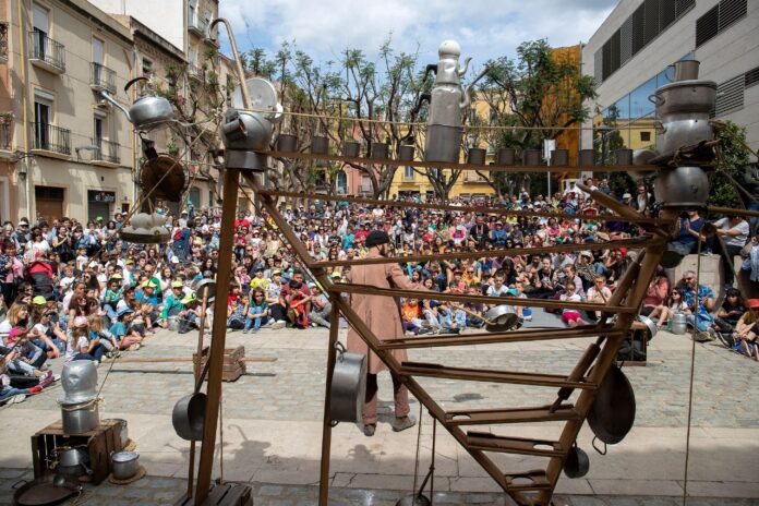 La Fira de Circ Trapezi convoca els Premis Trapezi Peces Audiovisuals