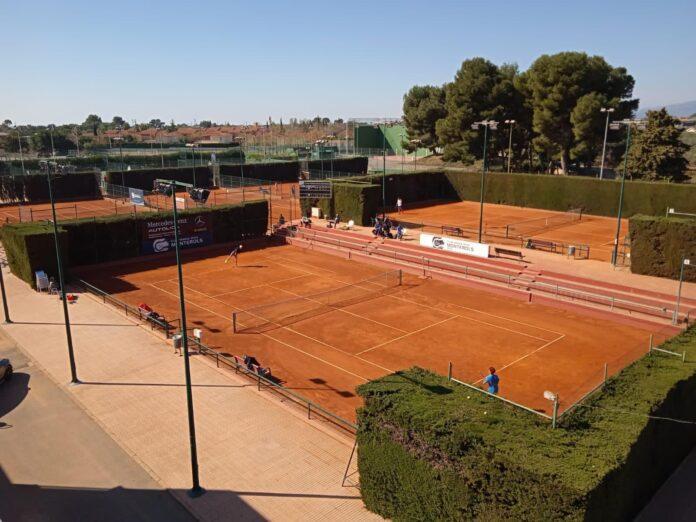 """Comença el VIII Pre World Tennis Tour 2020 Autolica Mercedes Benz Trofeu """"Ciutat de Reus"""" del Monterols"""