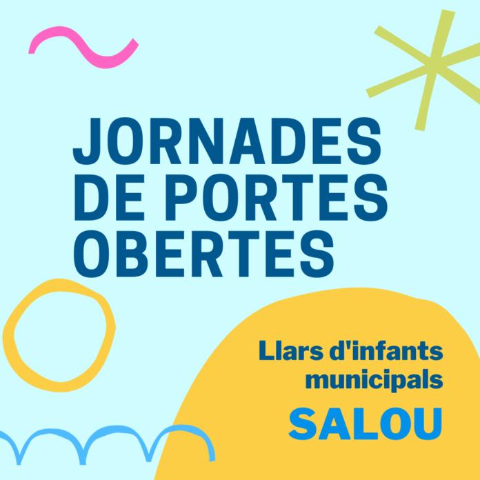 Les llars d'infants municipals de Salou preparen les jornades de portes obertes
