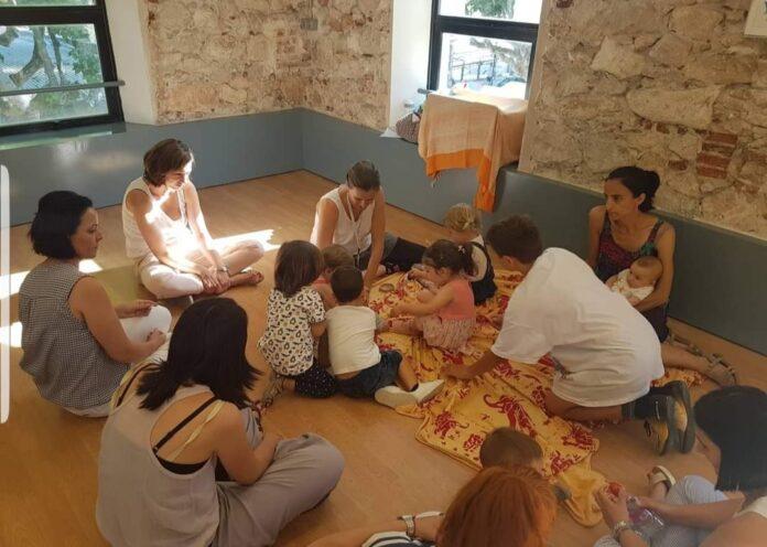 L'Espai infantil Estació del Carrilet de Salou compleix fa 10 anys