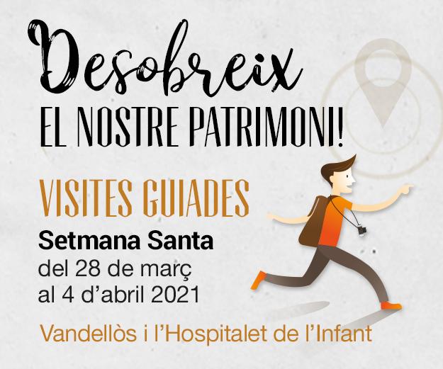 Cinc visites guiades per descobrir el patrimoni de Vandellòs i l'Hospitalet de l'Infant aquesta Setmana Santa