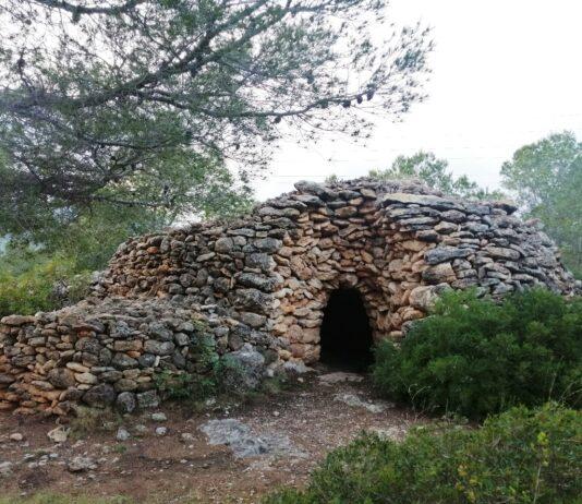 Barraques de pedra seca a Mont-roig, per Ester Borràs Giol