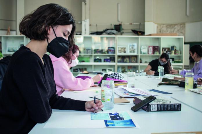 Del 15 al 25 de març s'obren les inscripcions a les proves d'accés per als cicles formatius de grau superior que ofereix la Diputació a través de les Escoles d'Art i Disseny